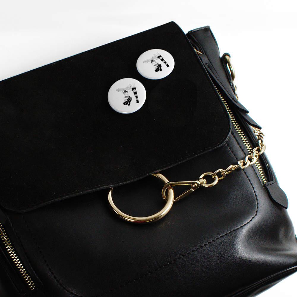 039-Mediter-Femme-039-boutons-de-badge-BB019999 miniature 8
