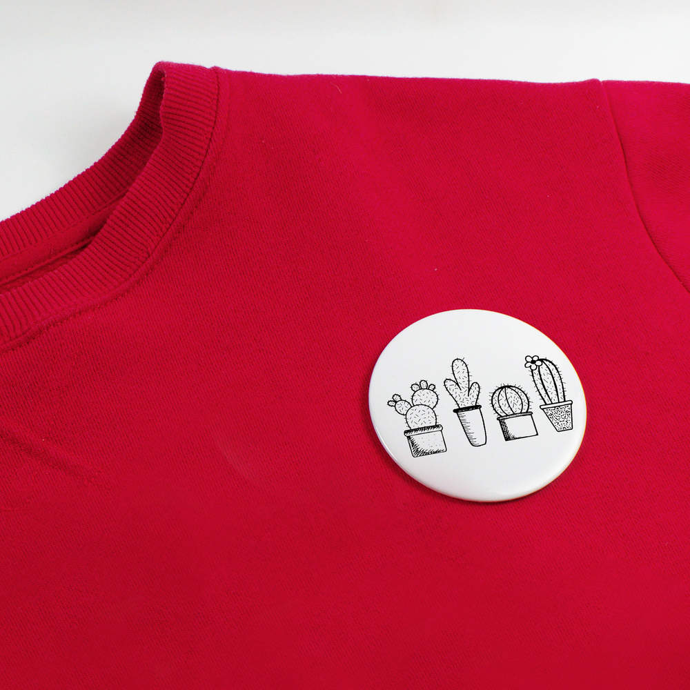 039-Rangee-de-cactus-039-boutons-de-badge-BB019881 miniature 4