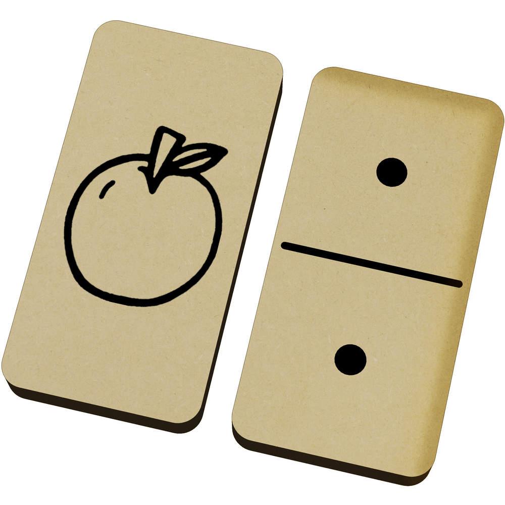 'Apple Fruit' Domino Set & Box (DM00015181)