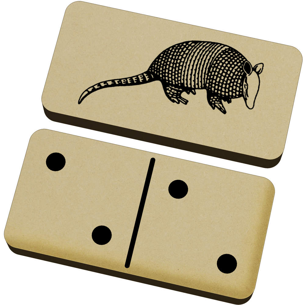 'Armadillo' Domino Set & Box (DM00019115)