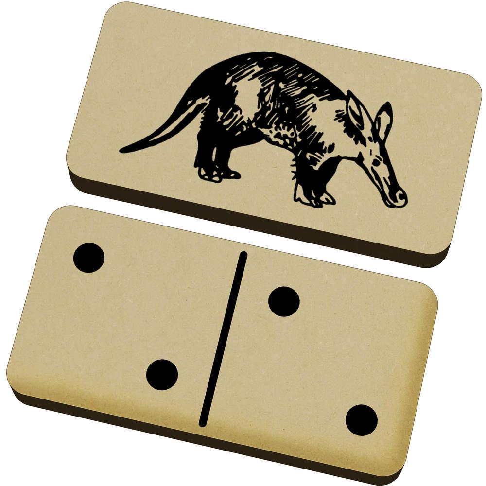 'Anteater' Domino Set & Box (DM00019171)