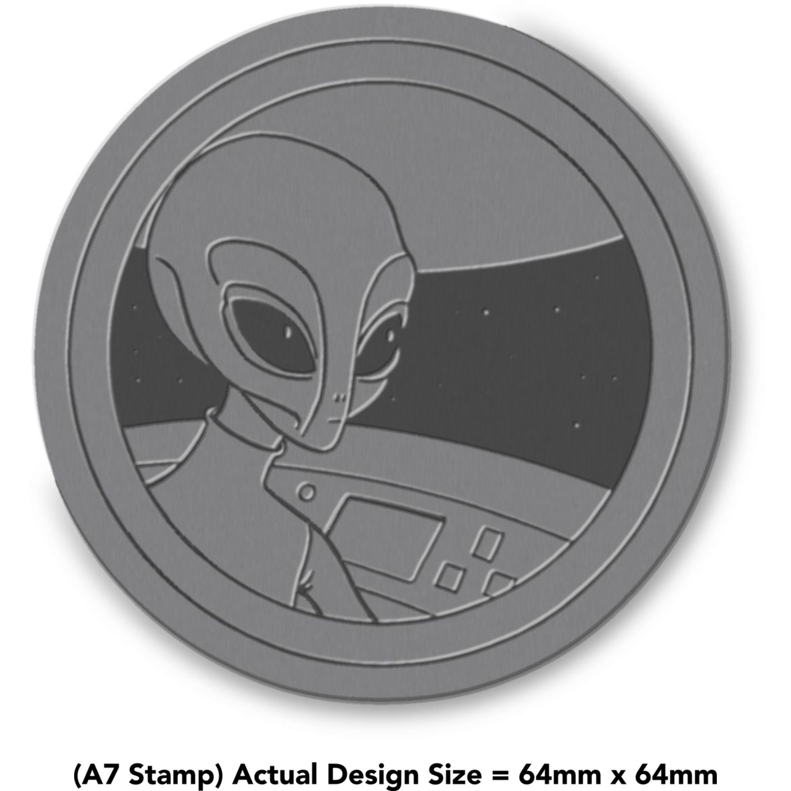 039-Extraterrestre-039-RS007860 miniatura 4