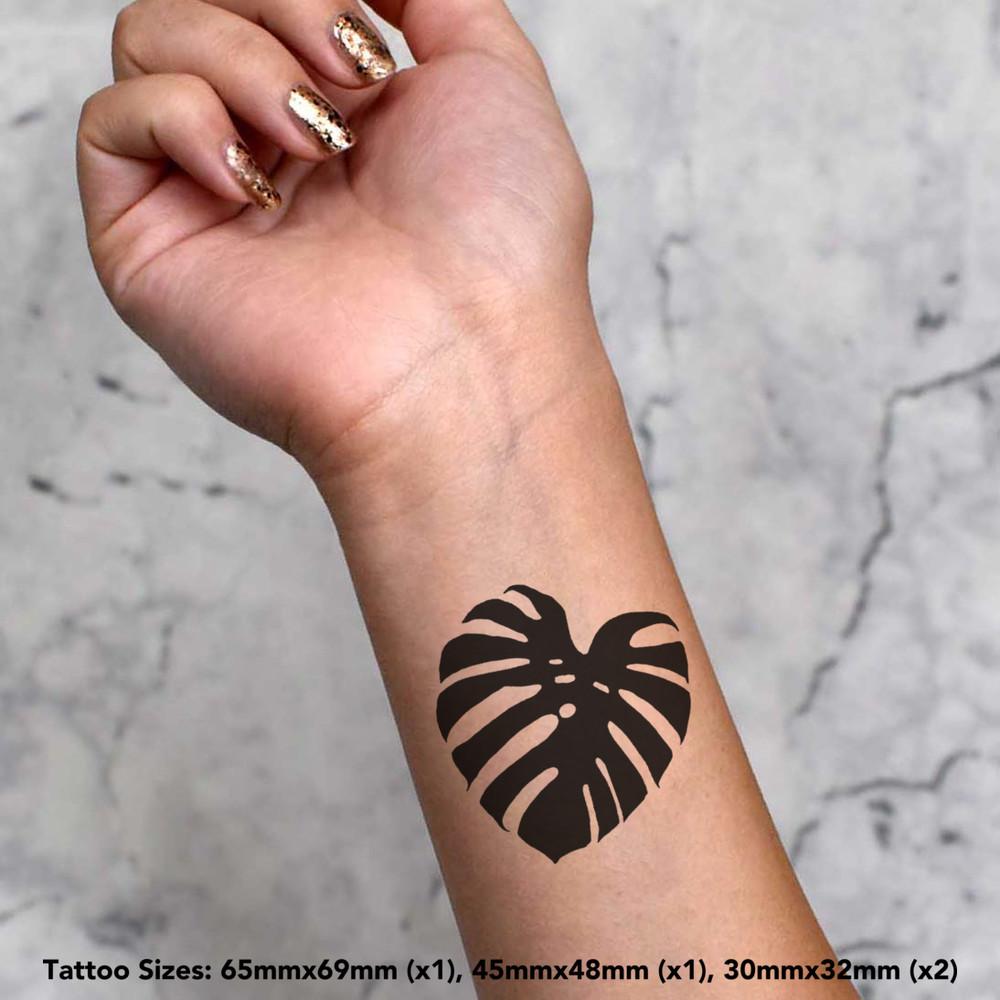039-Feuille-039-tatouages-temporaires-TO024370 miniature 4