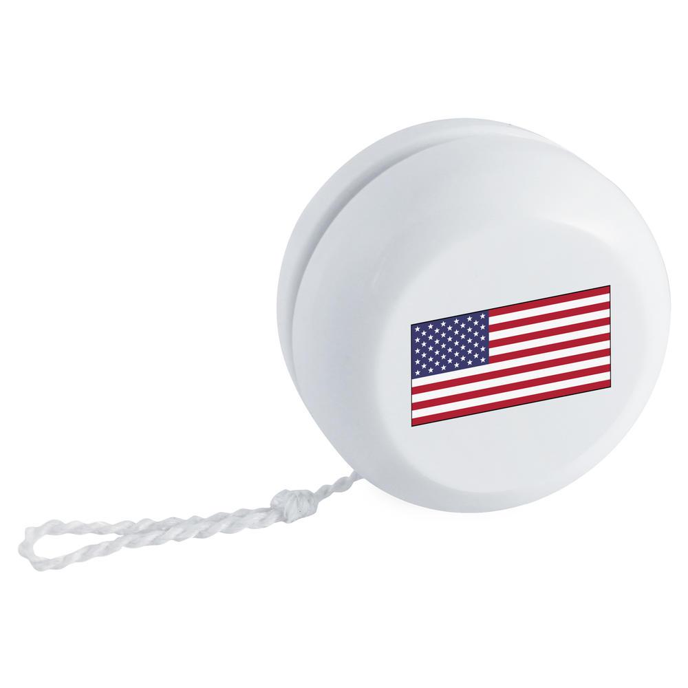 'American Flag' Retro Style Yo-Yo (YY00019079)